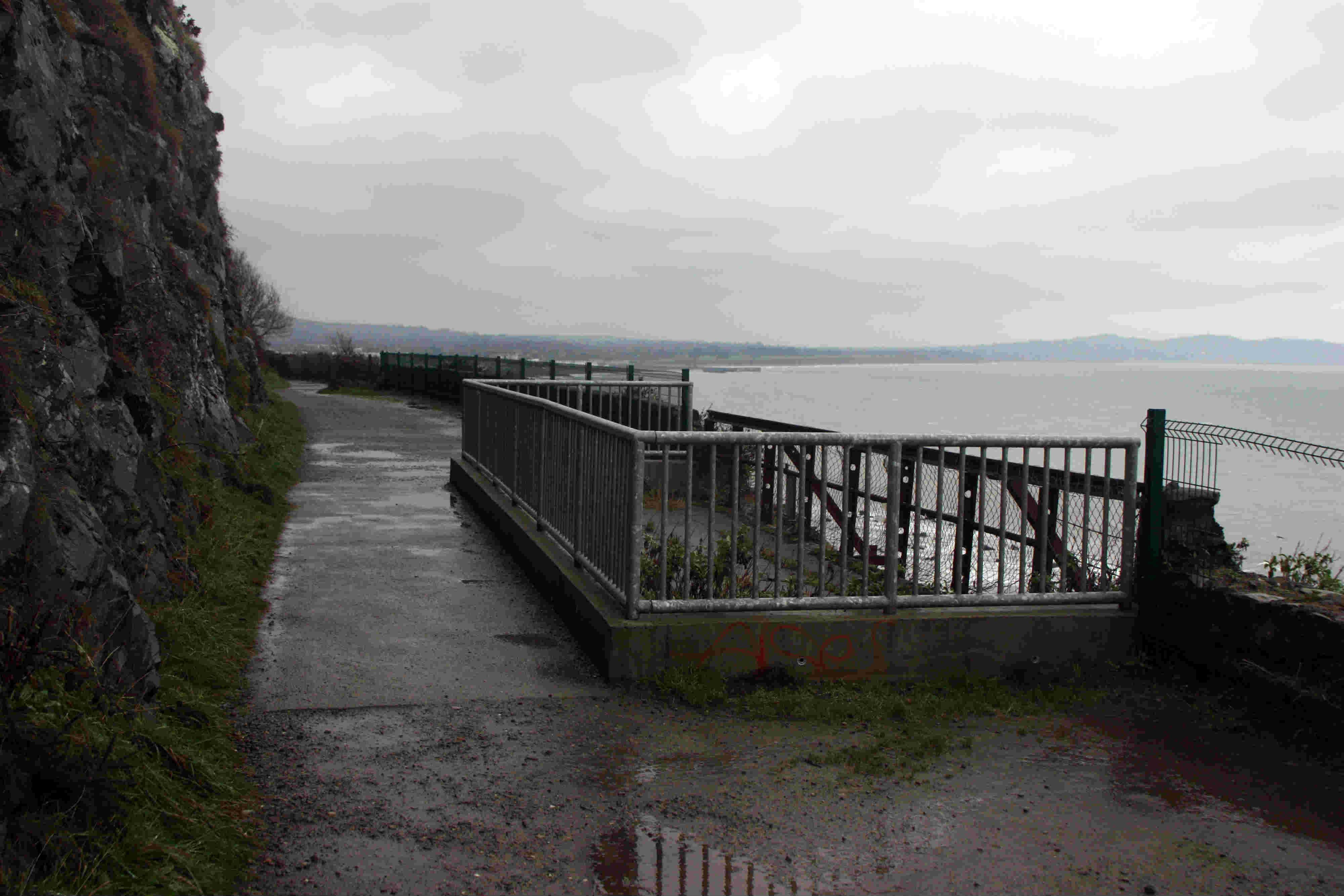 McFarland Associates Bray Head footbridges