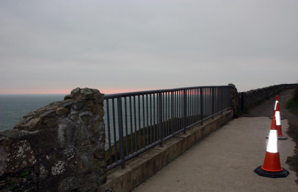 McFarland Associates Bray Head Footbridge